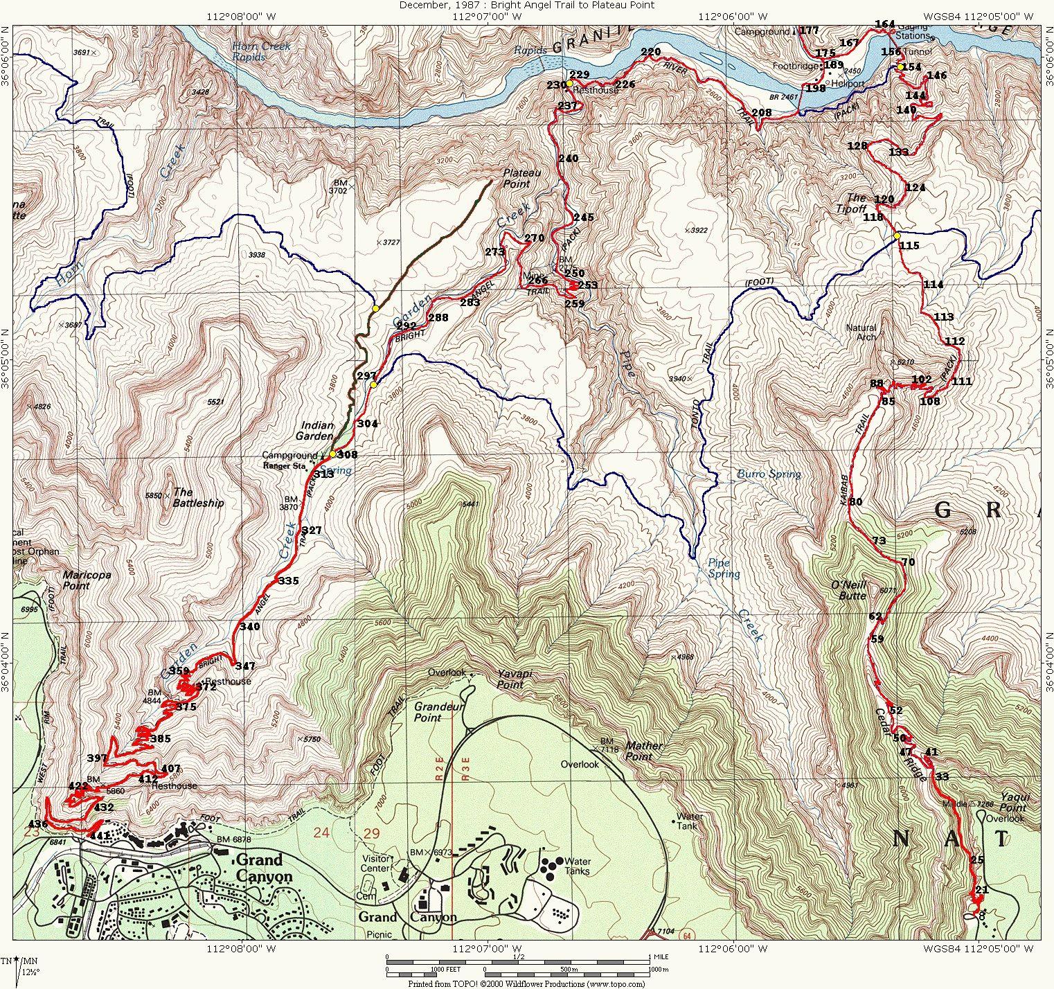Grand Canyon Virtual Hike