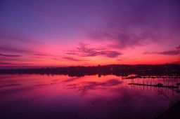 Red Bank, NJ, Sunrise