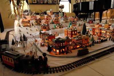 Dept 56 Snow Village